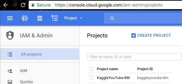 Just another Tensorflow beginner guide (Part4 - Google Cloud